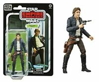 Star Wars Han Solo Empire Strikes Back 40th Anniversary Action Figure