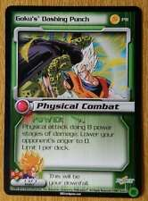 GOKU'S DASHING PUNCH [Played] P11 Android Promo Dragon Ball Z Ccg Tcg Dbz Score