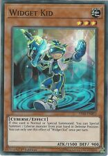 Yu-Gi-Oh: WIDGET KID - YS18-EN003 - Super Rare Card - 1st Edition