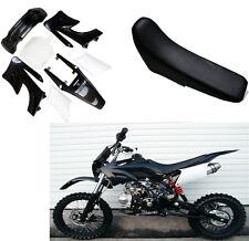 Motorcycle Plastic & Seat for 125cc 250cc Atomik Apollo Orion Pit Pro Dirt Bike