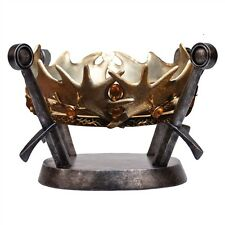 """GAME OF THRONES """"THE ROYAL CROWN OF KING ROBERT BARATHEON"""" LE Prop Replica NEW"""