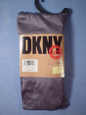 New listing Dkny Lustre Tights Size Small in Gunmetal
