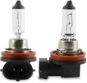 H11 LL ~ Halagen Long Life Headlight Light Bulb (1) ~ Barjan 062-11LL
