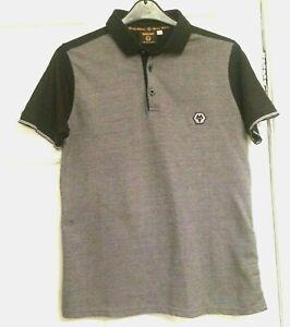 SALE Mens Wolverhampton Wanderers / Wolves FC Polo T-Shirt - Size S