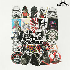 25 un. Star Wars fresco Pegatina Etiqueta de equipaje de Skate Graffiti bomba impermeable