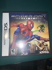 Spider-Man: Friend or Foe (Nintendo DS, 2007)