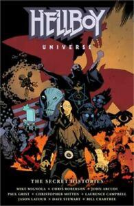 Hellboy Universe: The Secret Histories HC