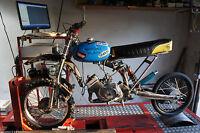 Leistungsprüfstand Prüfstandsmessung Amschschläger Motorräder Leistungsmessung