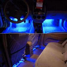 LKW KFZ-AUTO Innenraum LED-Beleuchtung 12V Fußraum Dekor Licht Lampe BLAU
