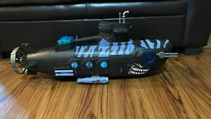 2013 CHAP MEI SENTINEL 1 LIGHTS AND SOUNDS SUBMARINE TAKE A LOOK!