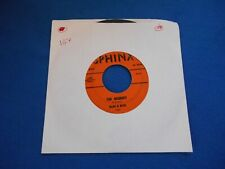 "45 ""THE MUMMY/BISCAYNE BEAT""- BUBI & BOB - SPHINX -1959"