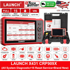 LAUNCH X431 Car OBD2 Scanner Auto Diagnostic Tool Code Reader EPB SAS TPMS Reset