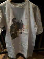 T-SHIRT (PROMO) SIMPLE MINDS REAL LIFE