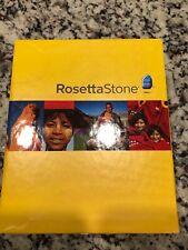 Rosetta Stone Espanol Spanish Latin America Level 1 Set Learning