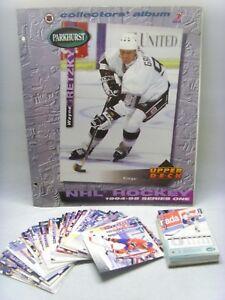 Figurina/CARD-NHL HOCKEY 94/95-Parkhurst Upper Deck-CARD a scelta-Usata