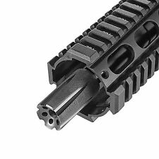 L5 CustomMuzzleBrakes 223 5.56 1/2-28 Tactical Low Concussion Muzzle Brake