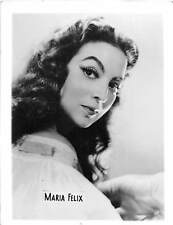 B59062 Maria Felix actors acteurs 9x7cm