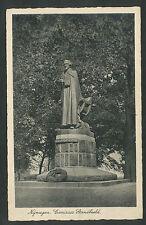 Nijmegen  Canisius Standbeeld