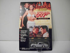 Johnny Lightning 1:64 Scale Aston Martin DB5–James Bond/Goldeneye (MIB)