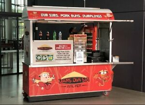 Food / coffee cart for sale