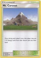 1x Pokemon TCG Ultra Prism - Mt. Coronet 130/156 NM/M