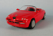 NEW-RAY 1996 Alfa Romeo Spider Open (Red) 1/43 Scale Diecast Model NEW, RARE!