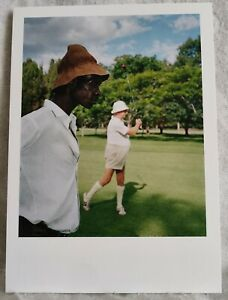 NATIONAL PORTRAIT GALLERY MARTIN PARR POSTCARD - ROYAL HARARE GOLF CLUB - NEW