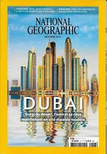 NATIONAL GEOGRAPHIC n°217 octobre 2017 Dubaï ville verte?_J.Goodall_Rohingyas_WC