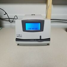 Pyramid Technologies Model 3500 Time Clock Amp Document Stamp Power