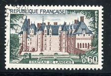 STAMP / TIMBRE FRANCE OBLITERE N° 1559  CHATEAU DE LANGEAIS