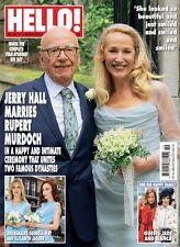 HELLO Magazine 1421 Jerry Hall marries Rupert Murdoch