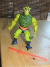 Vintage 1983 Whiplash MOTU He-Man 100% complete