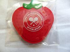Wimbledon TENNIS Championship FRAGOLA UFFICIALE Magnete Nuovo di Zecca
