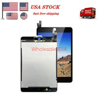 Full LCD Touch Screen Digitizer Black Replacement for Ipad Mini 4 US