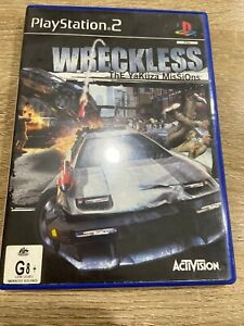 Wreck less The Yakuza Missions PS2
