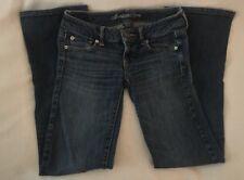 American Eagle Women's Blue Jeans Size 4 Regular Favorite Boyfriend Stretch