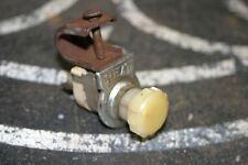Vintage Antique Ark-Less Type Dash Heat Switch Lowrider Chulo Hot Rat Rod Heater