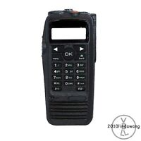 Replacement Front Housing Case Cover for Motorola XPR6550 XPR6580 XPR6500 Radio