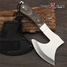 Tactical Axe Tomahawk Army Hunting Camping Survival Machete Axes Fire Hatchet