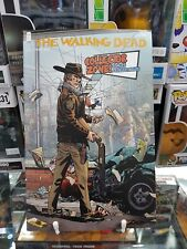 Walking Dead #1 Exclusive Collector Zone! Comics & Collectables Cover
