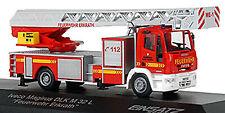 Iveco Magirus DLK M 32 L Feuerwehr Erkrath 1:87 Rietze 68518