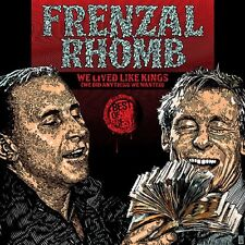 FRENZAL RHOMB - WE LIVED LIKE KINGS-BEST OF THE BEST WE DID   2 VINYL LP NEU