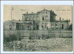 XX11340/ Gifhorn Bahnhof  AK 1919