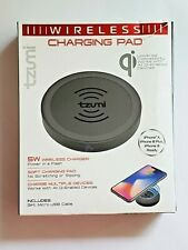 Wireless Charging Pad Tzumi for iPhone X iPhone 8 Plus iPhone 8 Ready