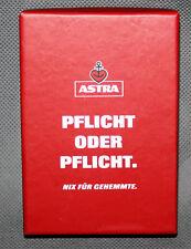 Astra Bier Beer Kartenspiel Pflicht oder Pflicht Nix für Gehemmte 27 Karten NEU