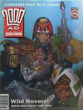 2000 AD + JUDGE DREDD COMIC PROG 806 OCTOBER 24 1992-COM-702