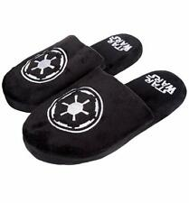 NEW OFFICIAL STAR WARS SITH GALACTIC EMPIRE MENS MULE SLIPPERS UK SIZE 8-10