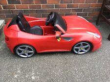 Kids Feber Ferrari FF 6V Ride on Electric Car Childrens Electric Ride on Car