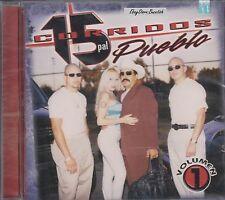LOS GALLOS DE SINALOA LOS BRACEROS DE TEXAS 15 CORRIDOS PAL PUEBLO VOL 1 CD