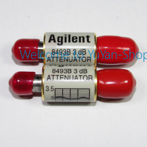 1PC Agilent 8493B DC-18GHz 3dB 2W SMA RF calibration attenuator #T404A YS